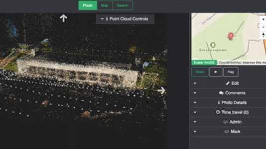 Google-Street-View-Konkurrent per Crowdsourcing
