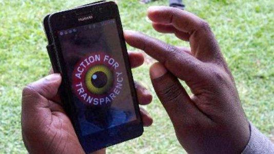 Afrika: Eine App gegen Korruption
