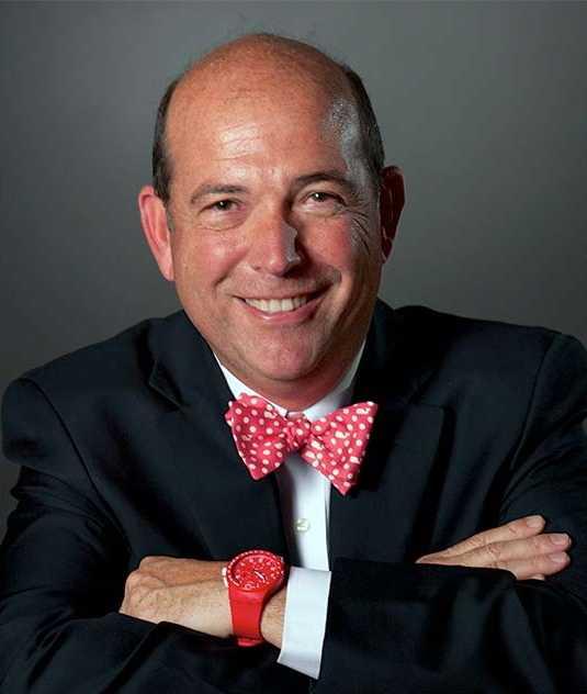 """Joseph F. Coughlinist Direktor des MIT AgeLab und Autor von """"The Longevity Economy""""."""