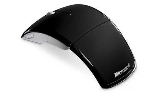 Die Arc Mouse, Groenes erstes Microsoft-Produkt