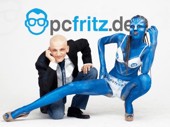 Weder Millionär noch krebskrank: Der vermeintliche PC-Fritz-Geschäftsführer Mahlow war wohl nur ein Strohmann