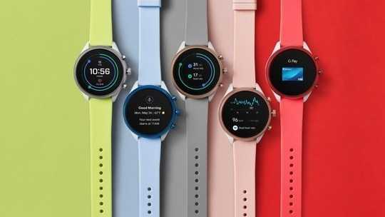 Fossil Sport: Smartwatch mit Snapdragon 3100 vorgestellt