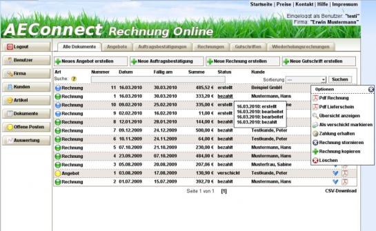 Aeconnect Rechnung Online Heise Download