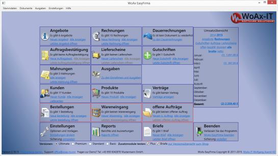 Bürosoftware Easyfirma Heise Download