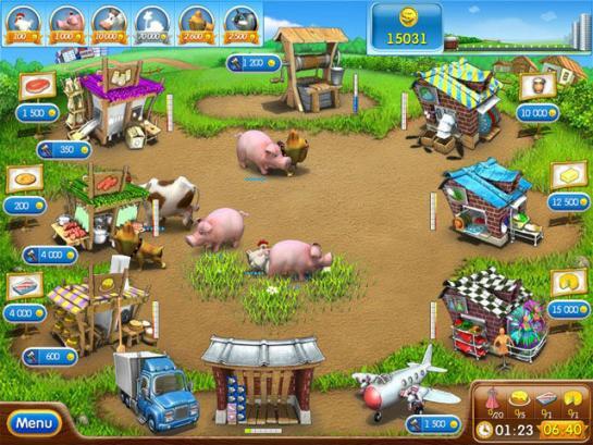 Farm Frenzy 2 Heise Download