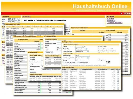 Haushaltsbuch Online Heise Download