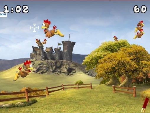Crazy chicken pirates: moorhuhn iphone game free. Download ipa.