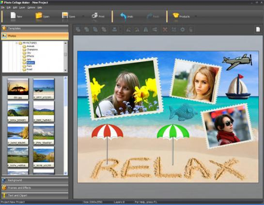 Photo Collage Maker Heise Download