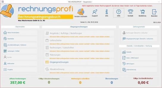Rechnungseingangsbuch Heise Download