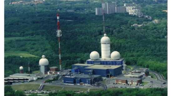 """31C3: Datensammeln für """"Big Daddy"""" in der NSA-Abhörstation Teufelsberg"""