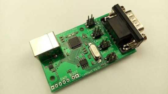 Hacking-Kit für Steuergeräte im Auto