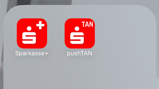 App Sparkasse