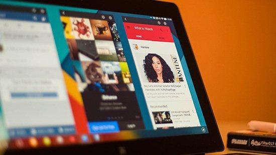 Remix OS: Android-Variante für Desktop-Betrieb von Jide
