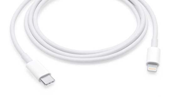 USB-C statt Lightning?