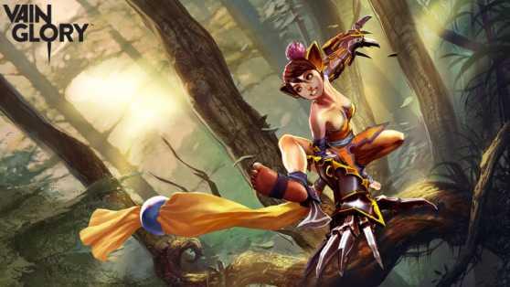 """Technisch aufwendiges Multiplayer-Battle-Spiel """"Vainglory"""" im App Store"""