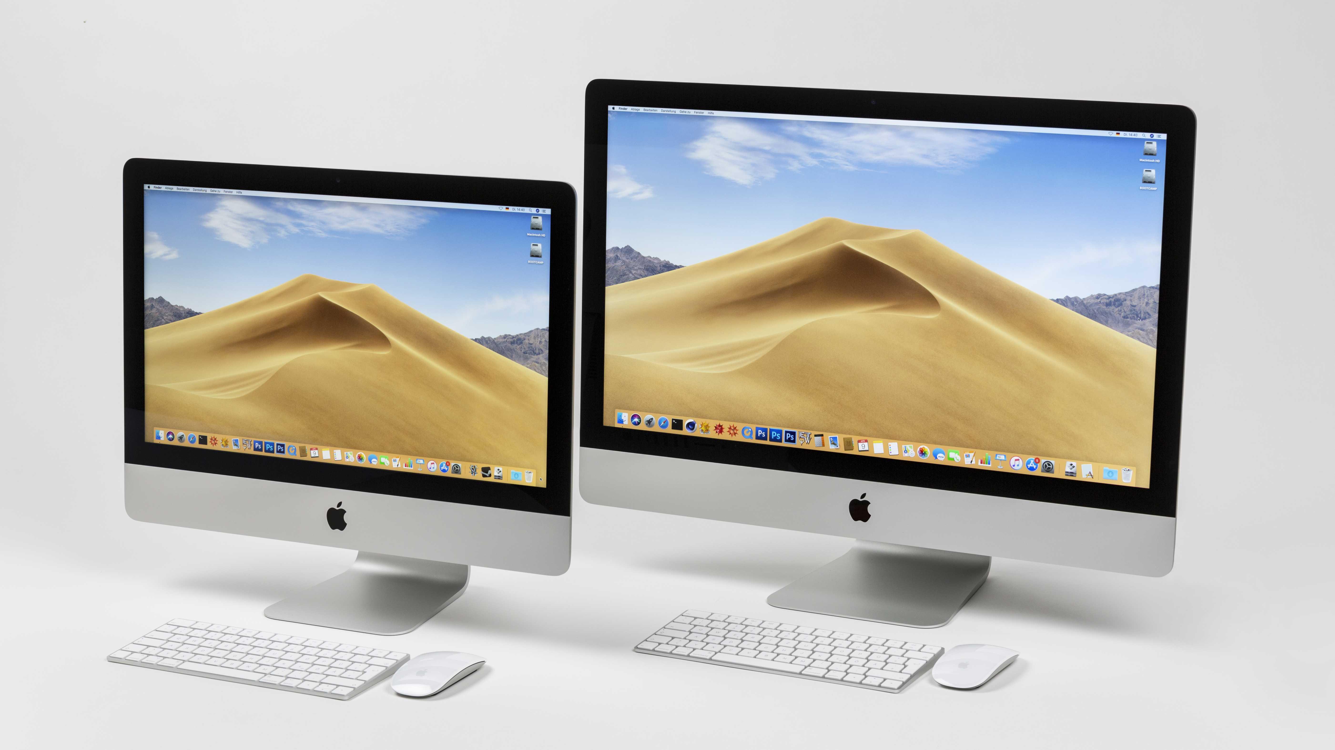 iMacs 2019 im Test: Die wichtigsten Ergebnisse