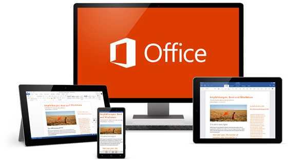 MS-Office-2016-Preview für Unternehmen und Entwickler