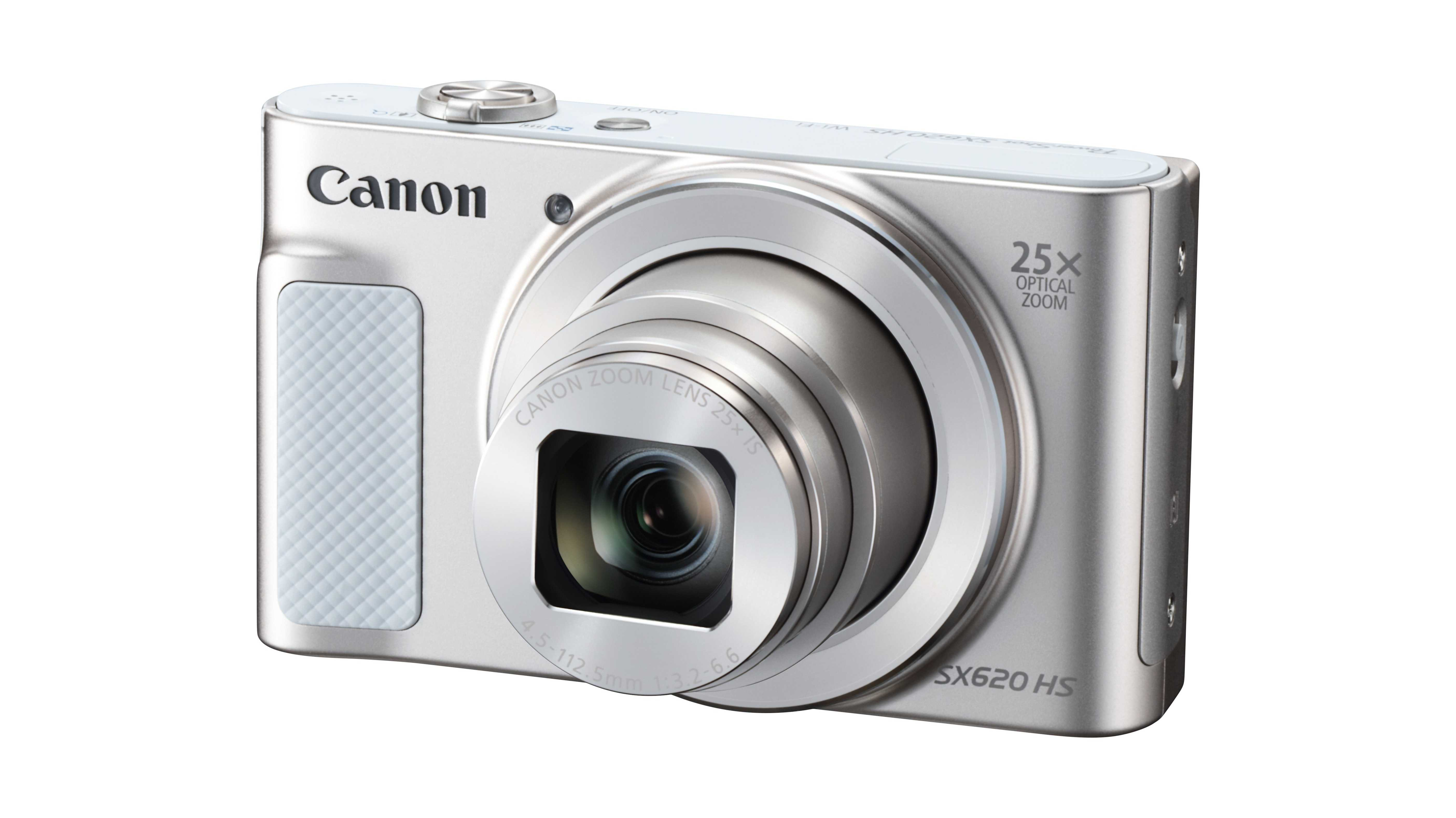 Canon PowerShot SX620 HS: 25-fach-Zoom unter 300 Euro