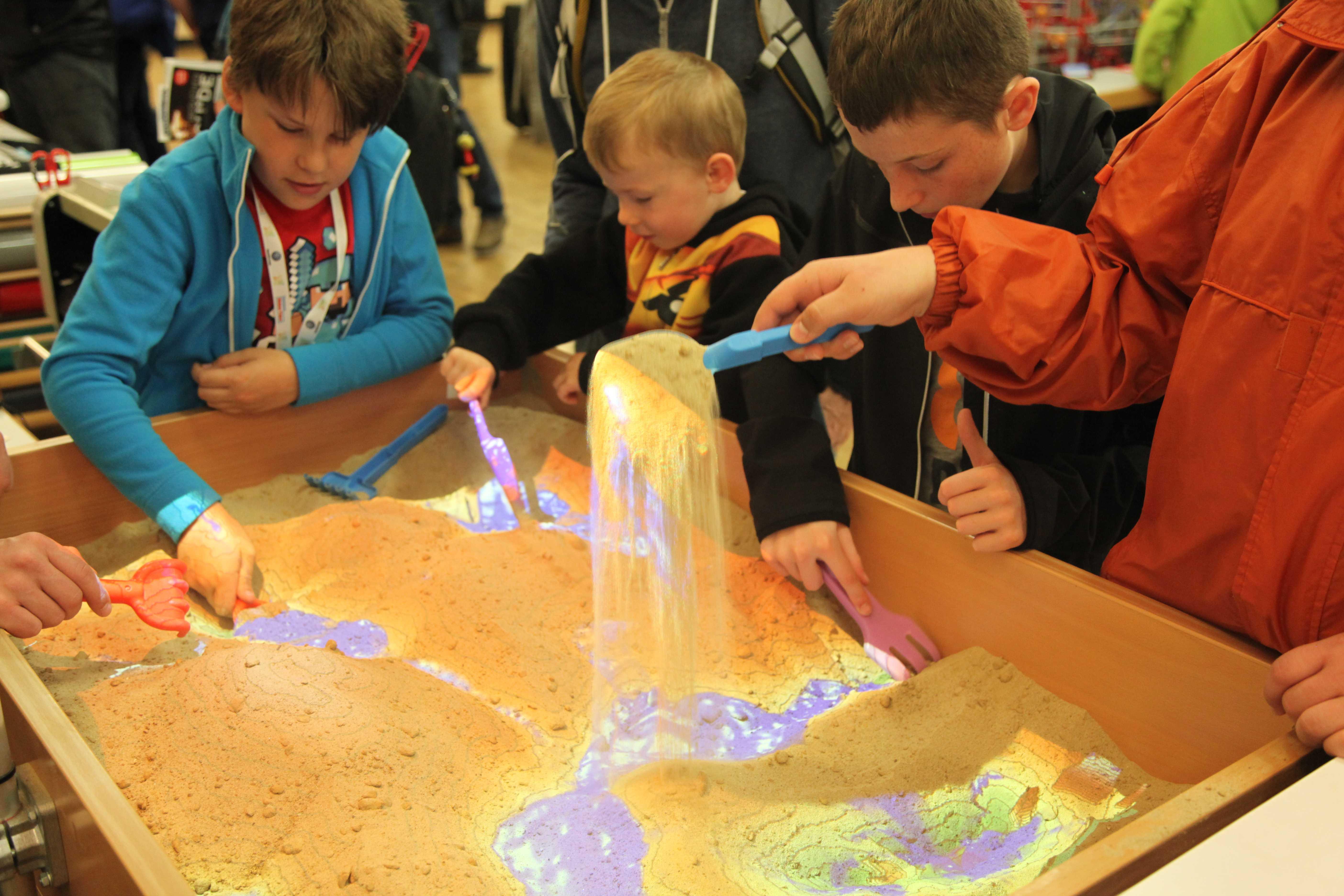 Die Maker Faire Hannover 2016 hat eröffnet