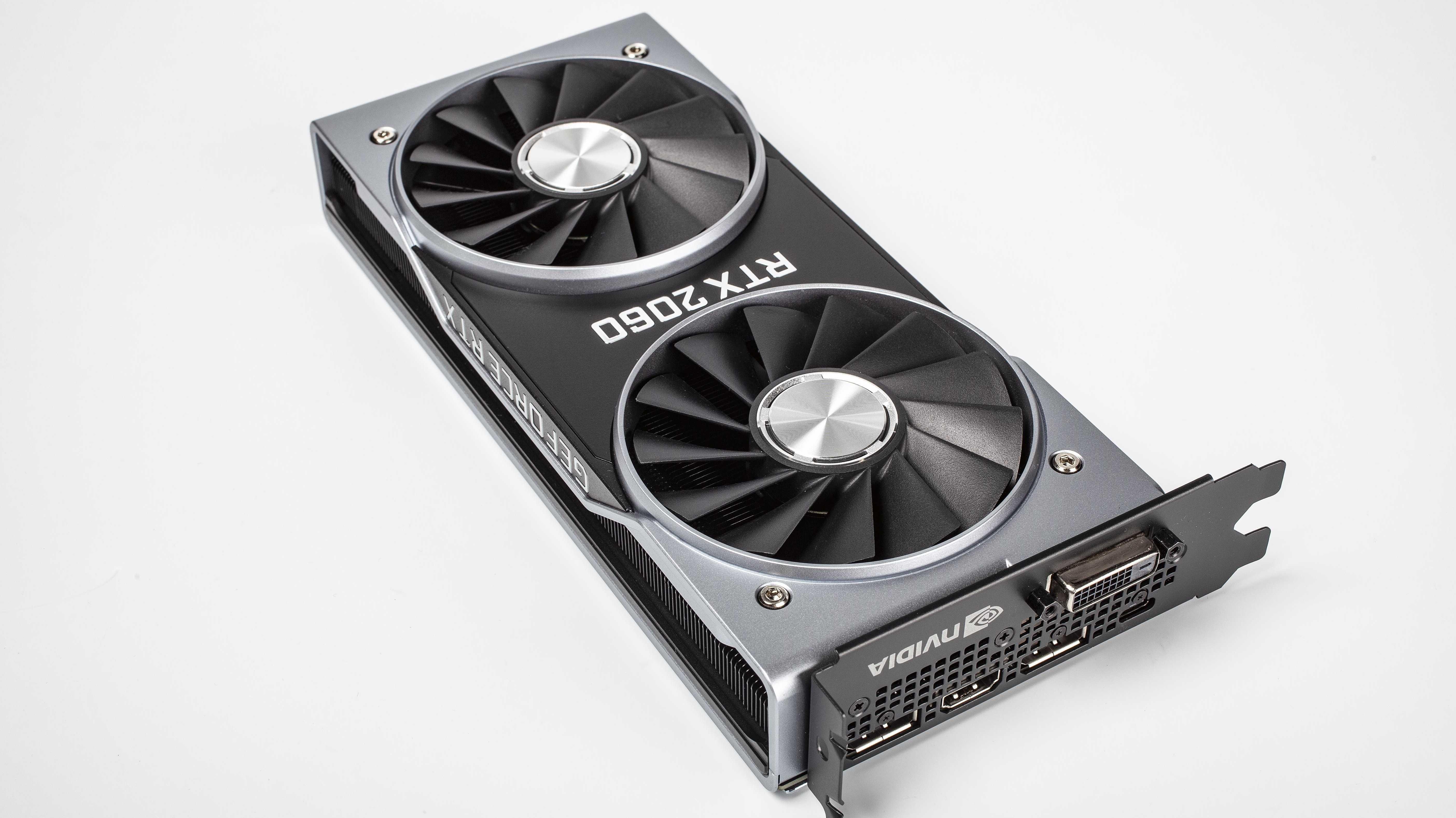 GeForce RTX 2060 angetestet