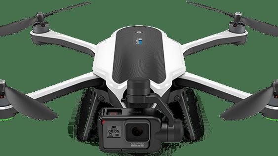 Drohne Karma