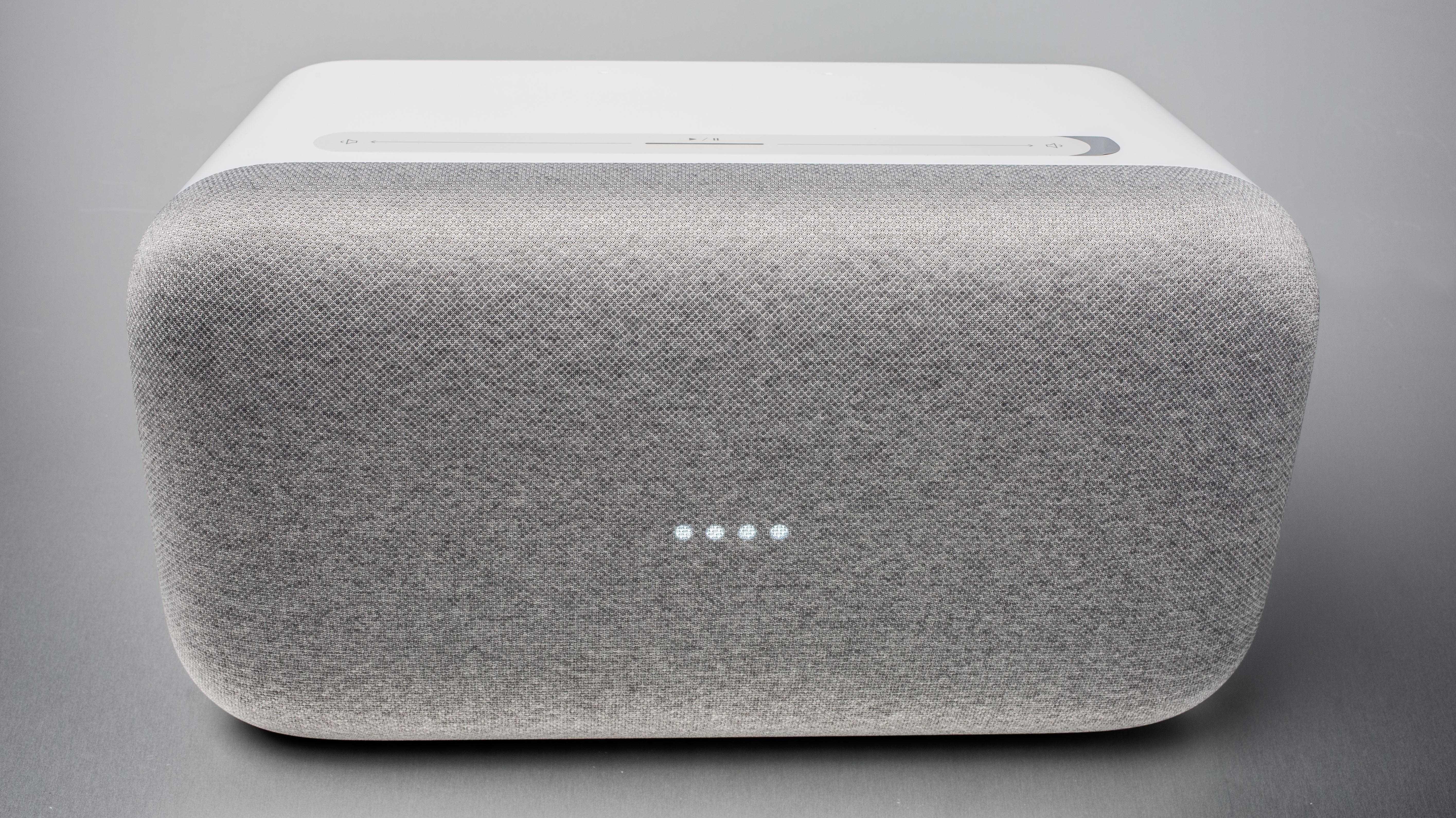 Bummbumm-Bass: Lautsprecher Google Home Max im Kurztest