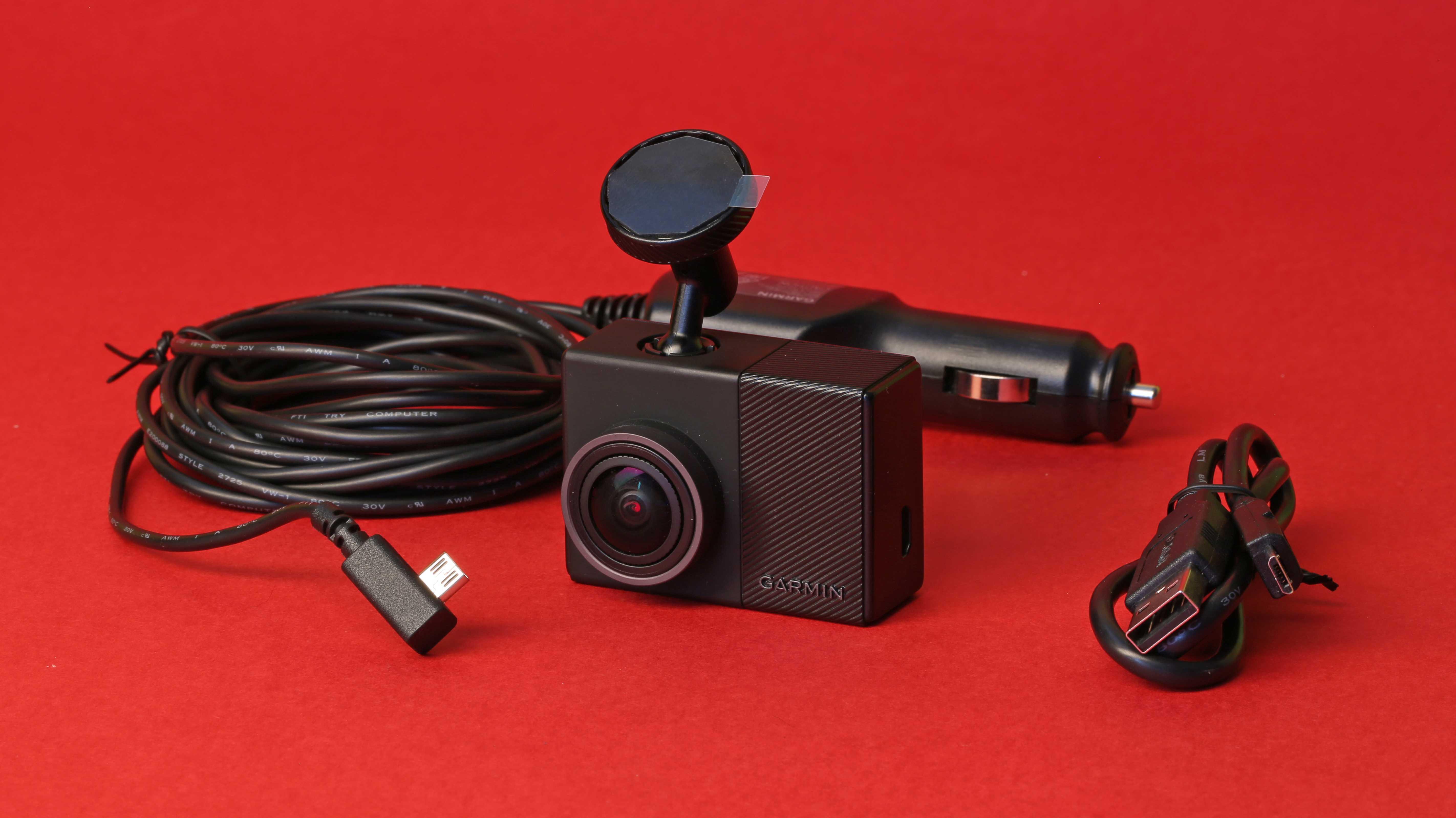 Dashcam 65W von Garmin im Test: GPS und Fahrassistenz