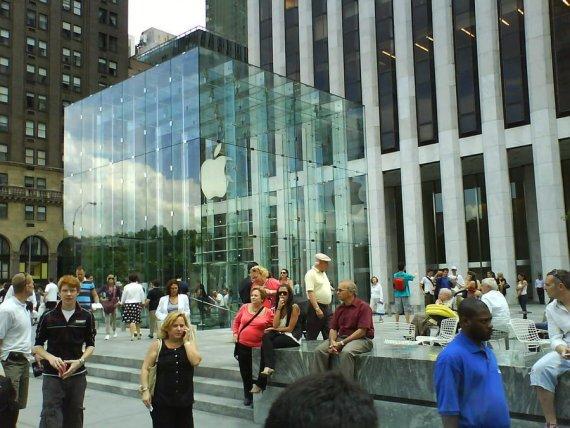 Big Apple New York von mischi06