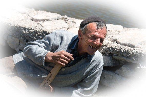 Albanische Begegnungen 1 von DiSe.fotografie