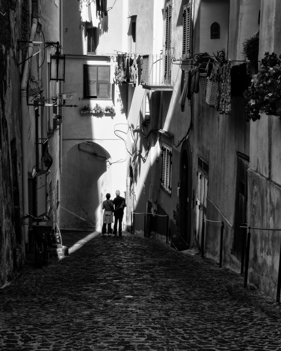 Strada italiana von Georgie_Pauwels