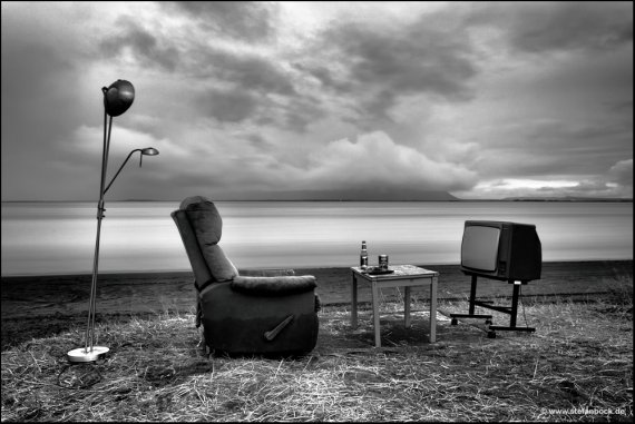 Place of Respite Iceland von Stefan Bock