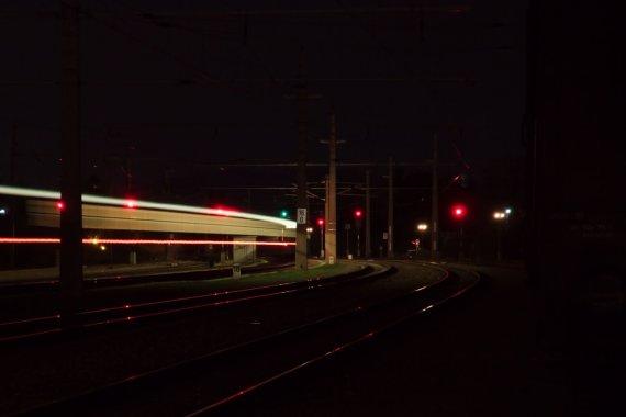 Vorsicht, der Zug kommt! von gmp