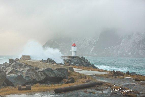 Orkan auf den Vesterålen von Fotoblogger