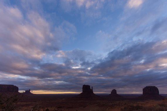 Monument Valley von raegi