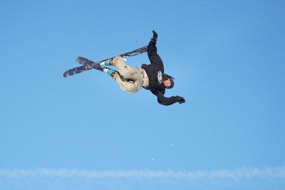 Ski Sprung_1 von WoFo Pfalz