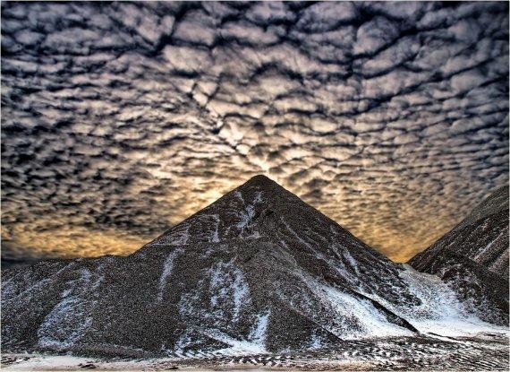 Emder Berge (mit 3D-Effekt) von Michael Stoehr