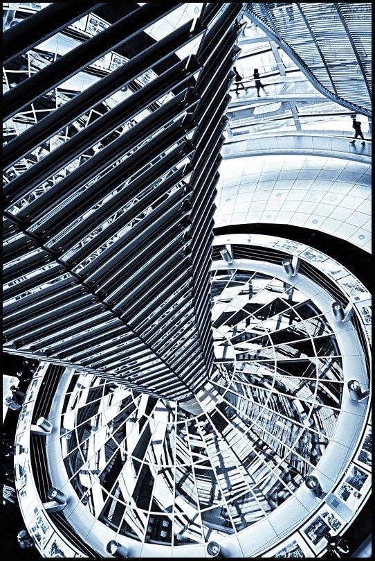 Reichstagskuppel von novopics.de