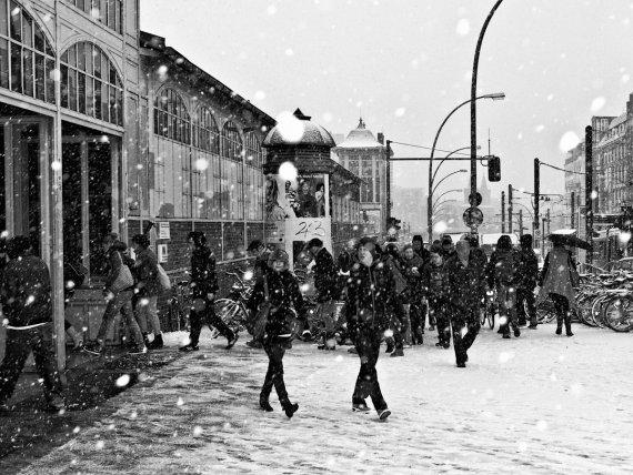 Schneegestöber von S. Kohlmann
