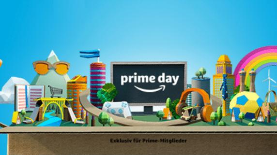 Amazon verlängert Abokunden-Aktion Prime Day auf 48 Stunden