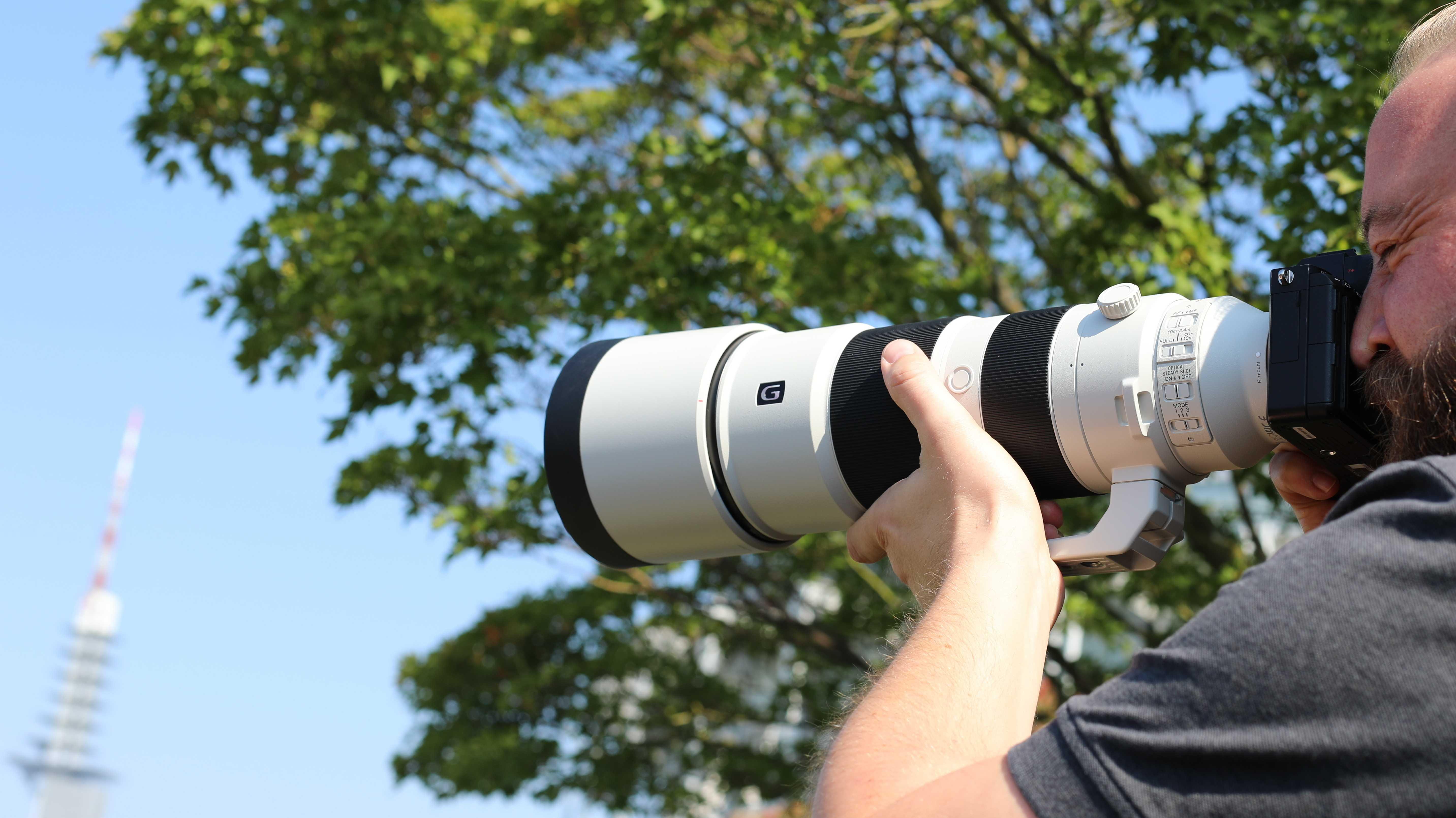 Sony FE 200-600 mm ausprobiert: Mehr Brennweite für Sonys spiegellose Kameras
