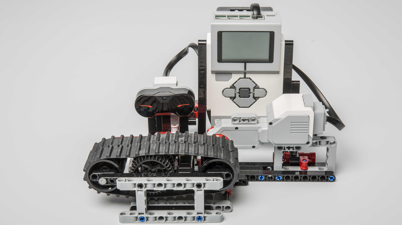 Hardware für KI-Experimente mit Lego