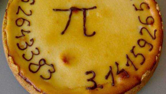 Ein Stück Pi-Torte