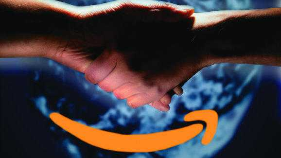 Amazon will verstärkt Unternehmen beliefern