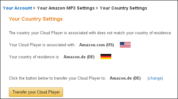 Amazon Cloud Player Für PC Und Mac Nun Auch In Deutschland