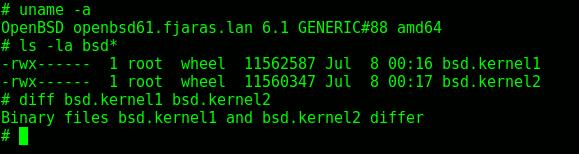 KARL können Interessierte mit einem OpenBSD 6.1-CURRENT direkt ausprobieren.