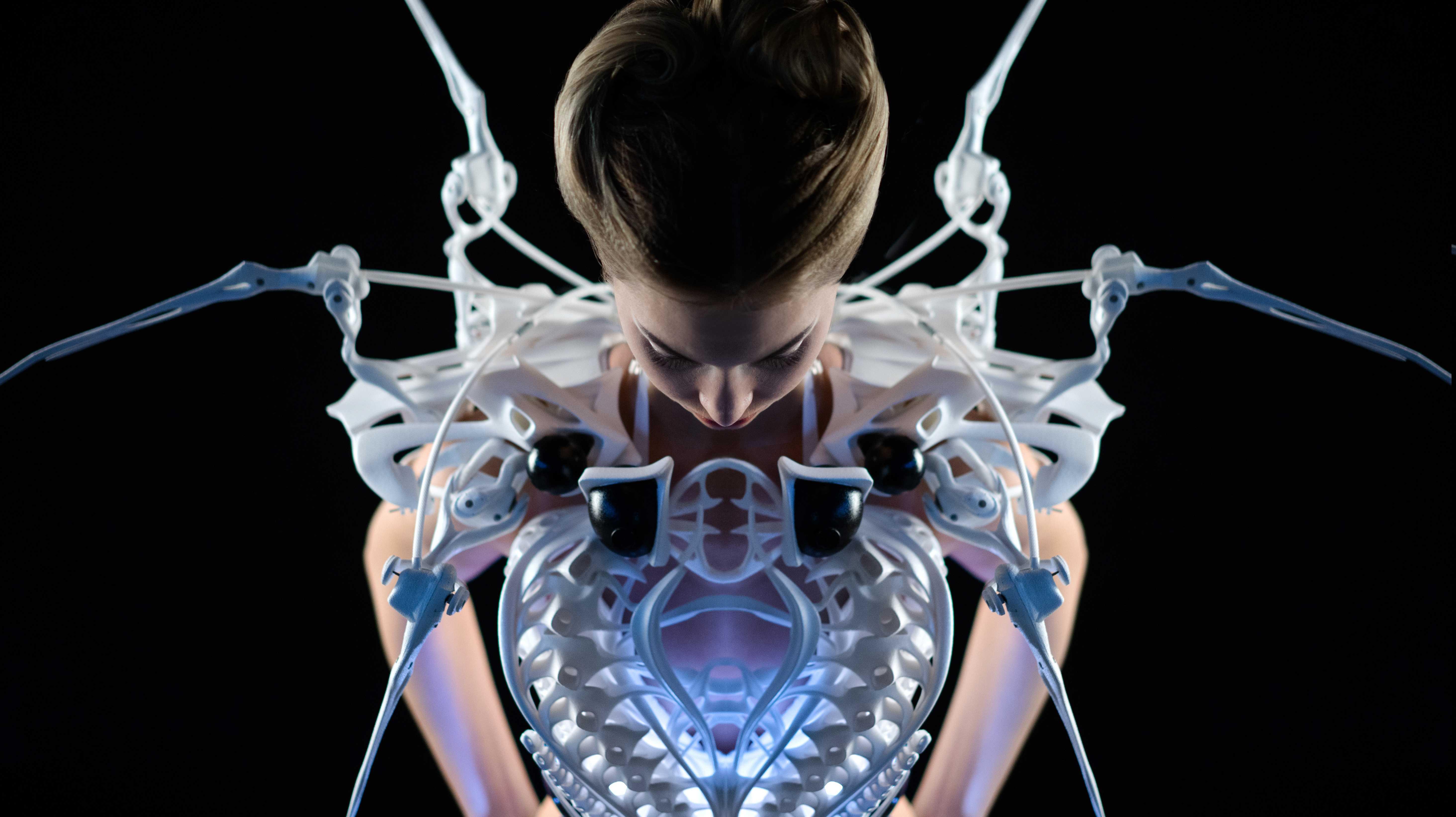 Robotik-Konferenz ICRA: Von anmutigen Autos und aggressiven Kleidern