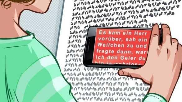 OCR für unterwegs: Android-Apps zur mobilen Texterkennung