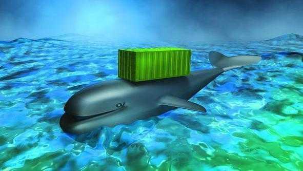 Docker-Projekt wird neu organisiert