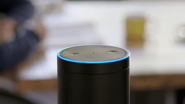 Amazon Echo: Netzwerklautsprecher mit integriertem Personal Assistant