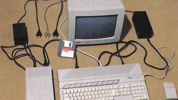 """""""Sensationell"""", """"PC-Schreck"""": Atari ST wird 30 Jahre alt"""